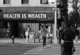 Health is money